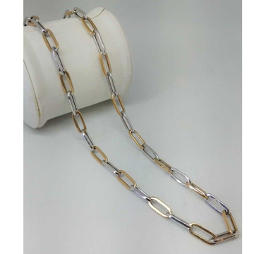 18 KT Rose Gold Chain