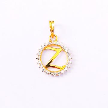 Alphabet pendant