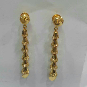 18K Gold Ladies Indian Latkan Tops