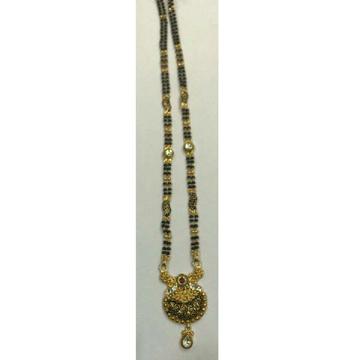 22K / 916 Gold Antique Jadtar Ladies Mangalsutra