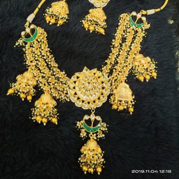 beautiful necklace set#dcns083