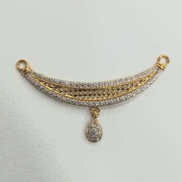 22k 916 mangalsutra pendant by Shreeji Silver Palace