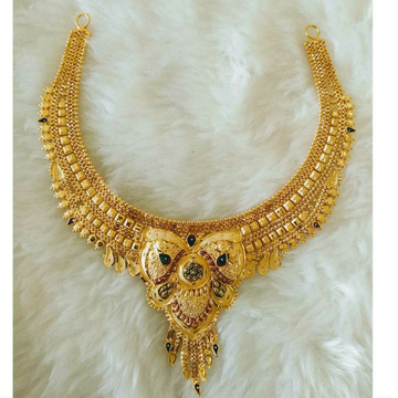 Gold Necklace Gold Butii by