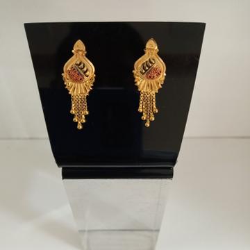 FANCY EARRING by Aaj Gold Palace
