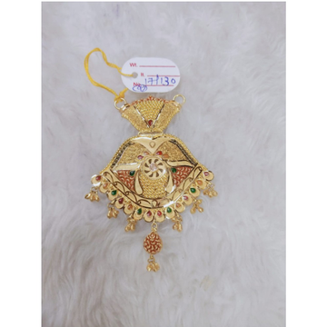 916 Gold Attractive Pendant MJ-P002 by