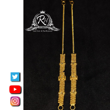 22 carat gold traditional matilu kaanchain RH-KC63
