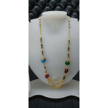 22 Ct Awesome Fancy Mala