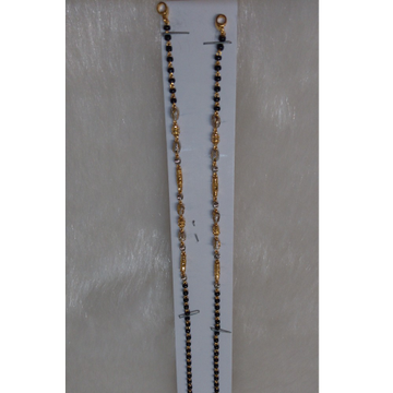 Fancy light weight mangalsutra Sdj-M001 by