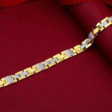 22kt 916 Gold Gents Bracelet by