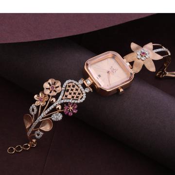 750 Rose Gold Women's  Classic Hallmark Watch RLW285