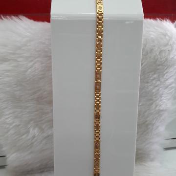 916 fancy gents bracelet by
