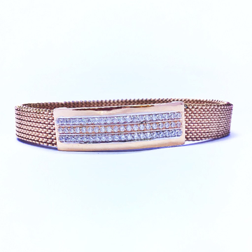 FANCY SPRING ROSE GOLD BRACELET