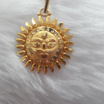 Surya pendle 22kgold by
