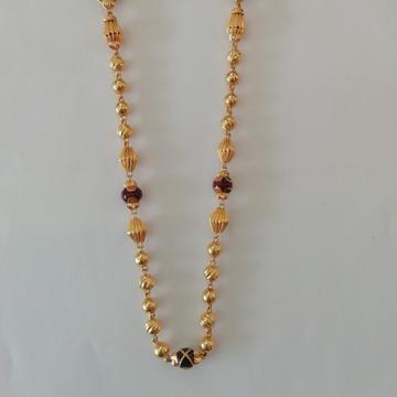 916 gold chaku para kanthi mala by Vinayak Gold