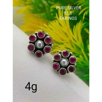 92.5 sterling silver simple & sober butti ms-3317 by