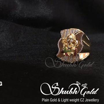 Ganeshji Ring