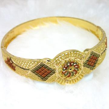 Gold Culcutti bracelet