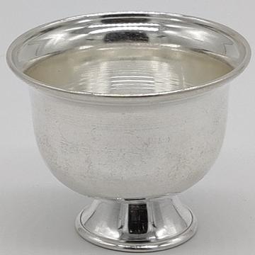 Silver bowl jys0037