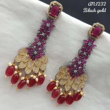 Beautiful long Earrings#548