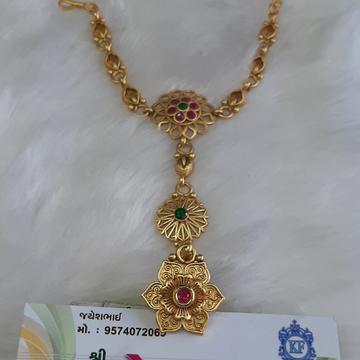 Hatha panja by Shree Kesar Gold Palace
