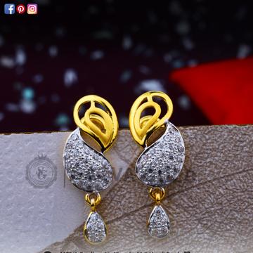 916 gold earrings sge-0037