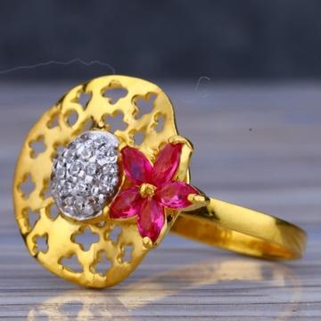 22 carat gold classical ladies rings RH-LR438