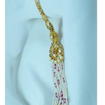 22KT Gold Trendy Bracelet lB-582 by