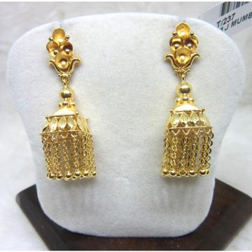 gold 22k HM916 Earrings