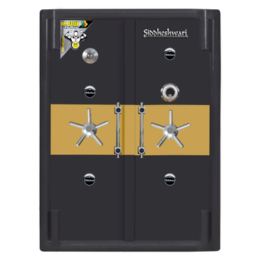 Jewellery Double Door Safe
