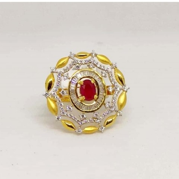 22 k Gold Fancy Ring. NJ-R01011