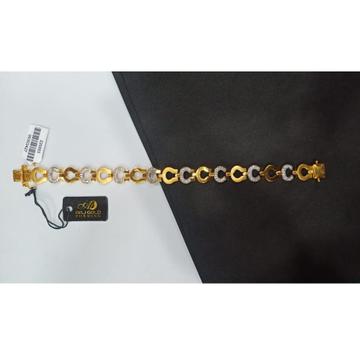 Designer Gold Lucky Bracelet AO-B017