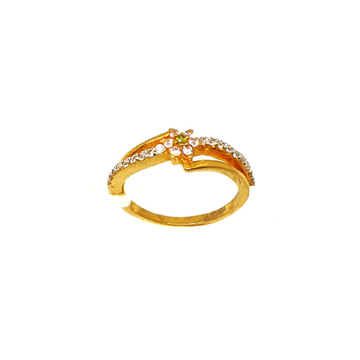 22K Gold Fancy Ring MGA - LRG0475
