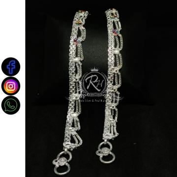 silver fancy ladies payal RH-LP372