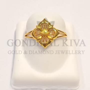 22kt gold ring glr-h49