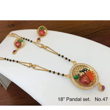 22 carat gold ladies mangalsutra