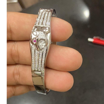 silver gents bracelet RH-GB664
