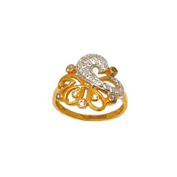 22K Gold Designer Ring MGA - LRG0073
