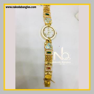 916 Gold Antique Watch NB - 1022