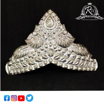 silver mugat for pooja RH-PI738