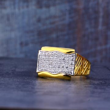 Mens Gold Ring-MR441