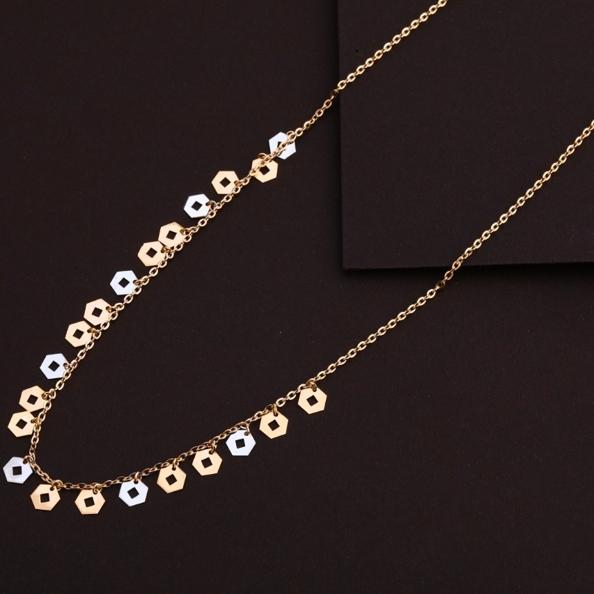 18 CT Rose gold chain