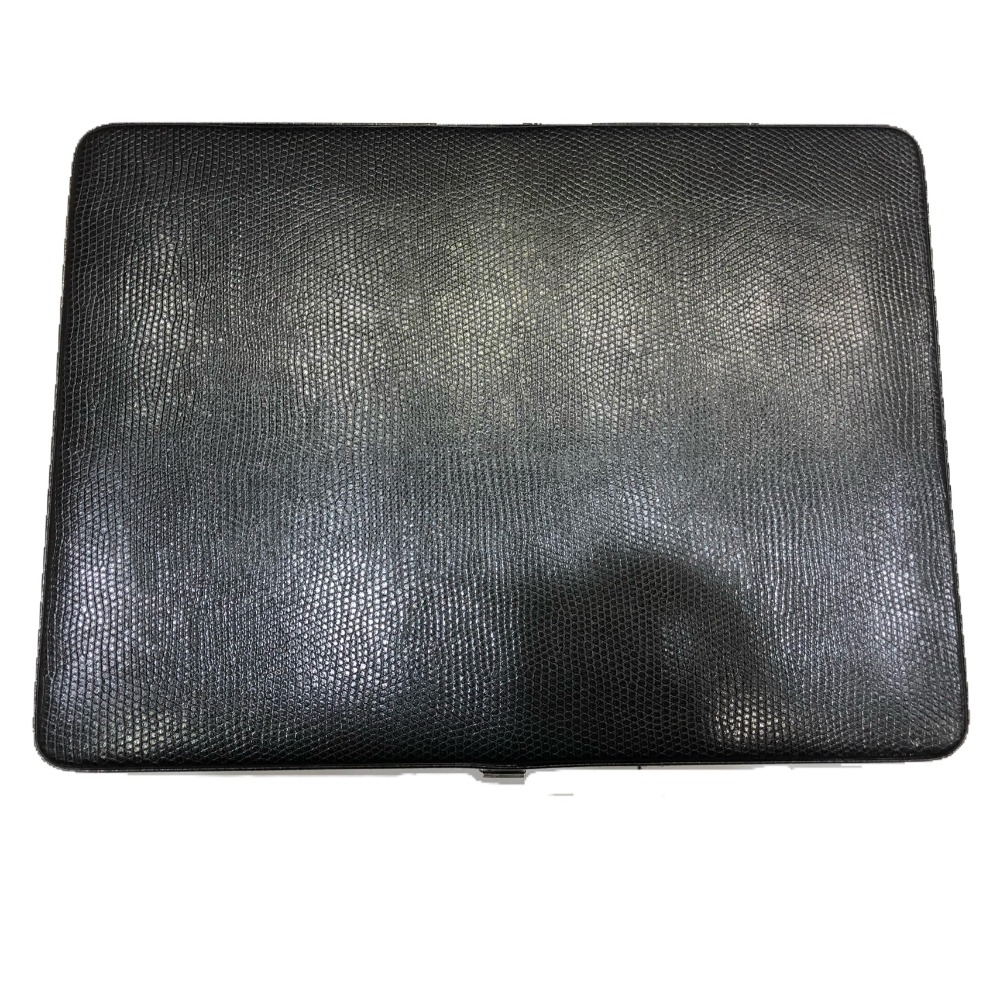 Jewellery black li-Z stock box