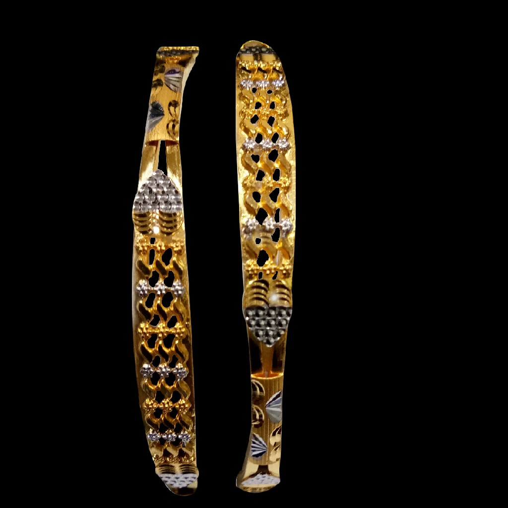 916 Exclusive Ghaba Bangles SG-66