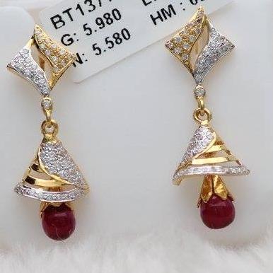 916 Gold diamond Zummer Butti ZB_0005