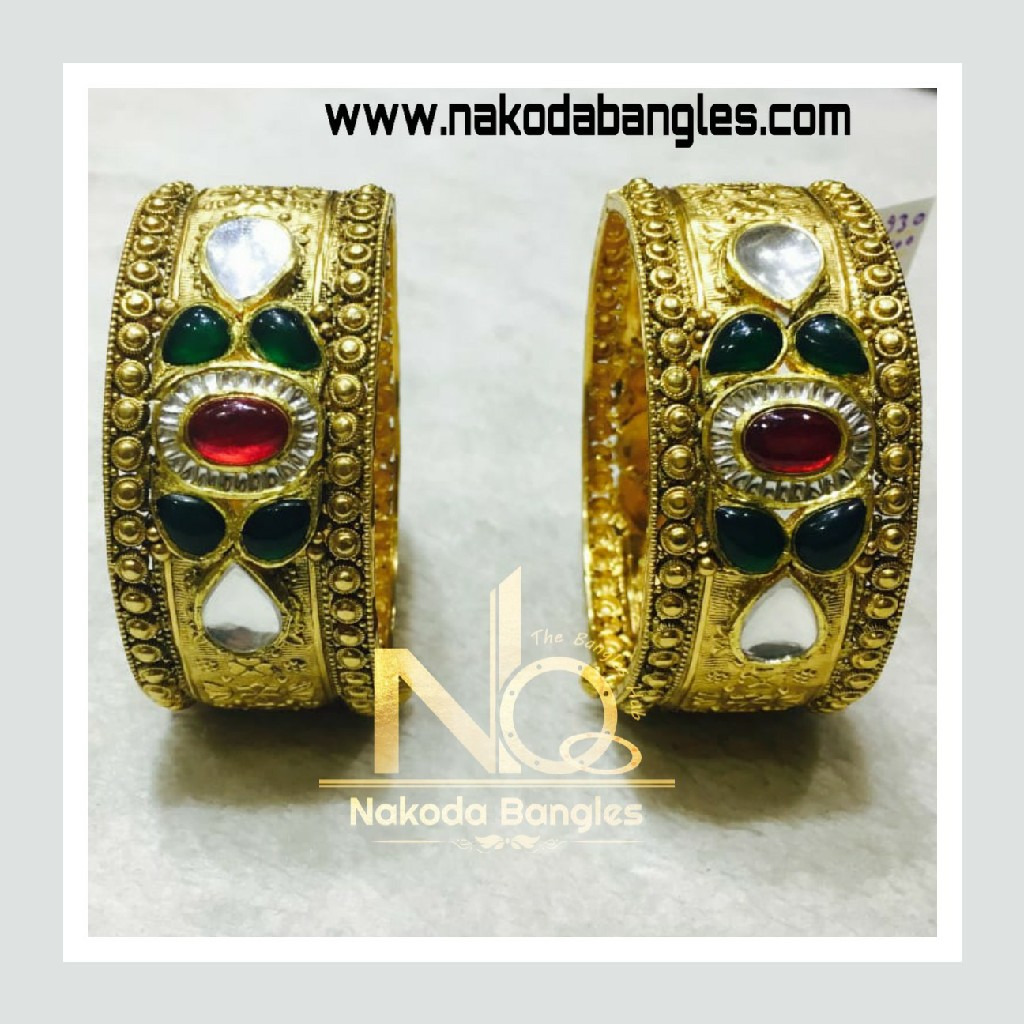 916 Gold Antique chud NB-1101