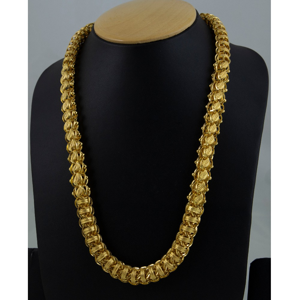 916 Gold Round Indo Italy Chain ML-C07