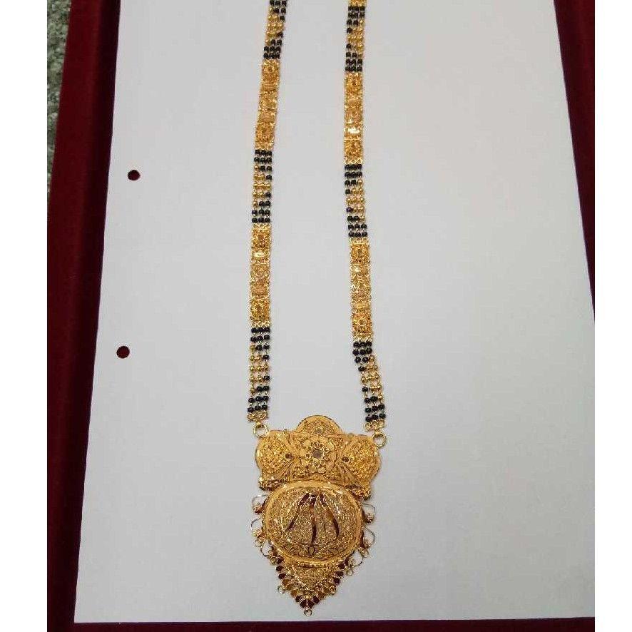 916 Gold Calcutti Mangalsutra