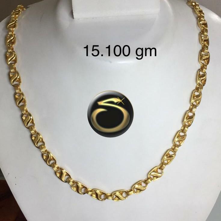 22KT Gold Indo italian Chain SC-LO9938