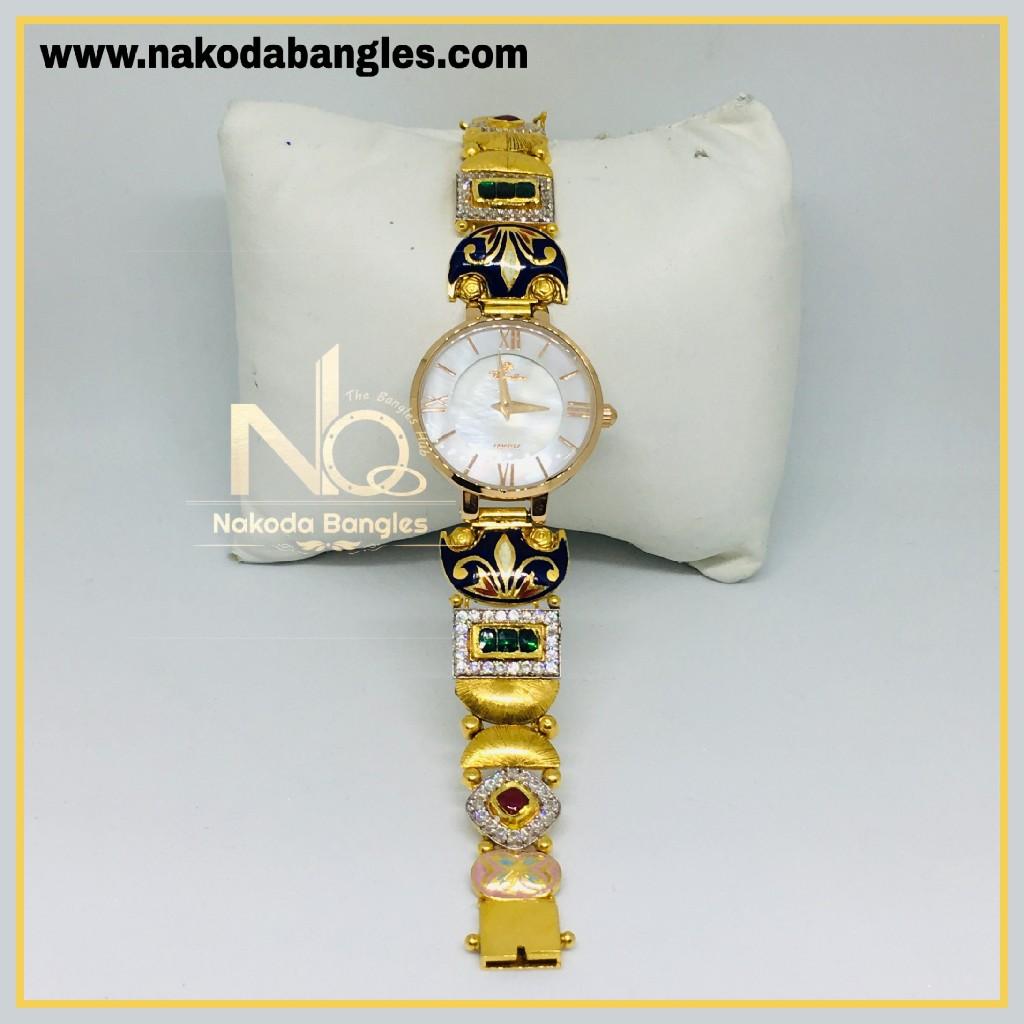 916 Gold Antique Watch NB - 396