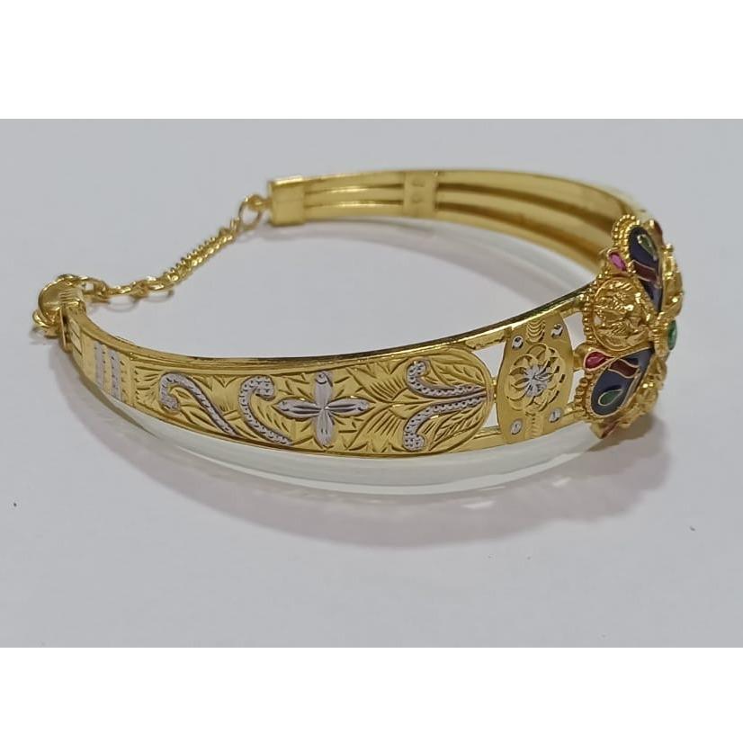 916 gold designer bracelet for women sg-b09